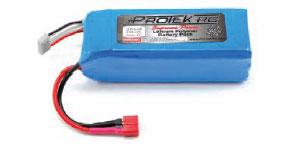 Литий-полимерный аккумулятор LiPo