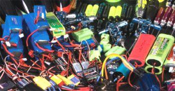 Аккумуляторы с химией LiPo (литий-полимерные) и LiFe (литий-нанофосфатные)