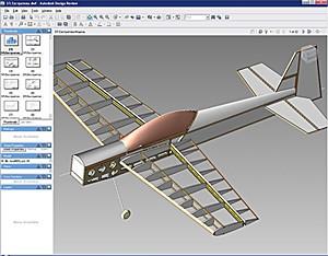Скриншот из программы Autodesk Design Review