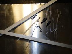 Материалы для постройки рамы мультикоптера