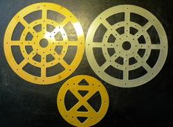 Пластины из стеклотектолита