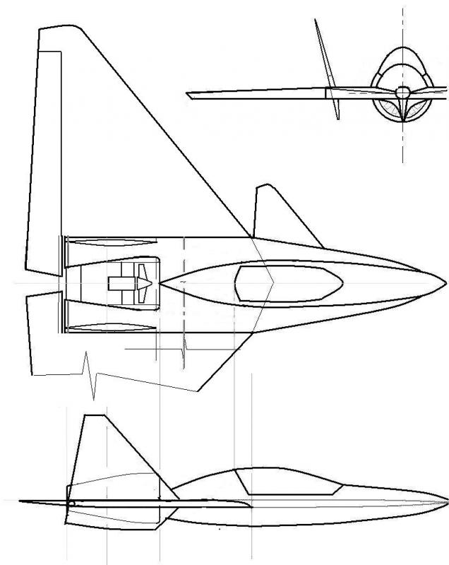 схемы, вероятно самолёт